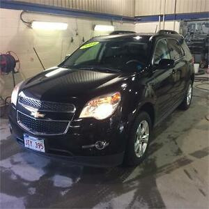 2014 Chevrolet Equinox AWD 3.6L, V6 Engine, 6 Speed Automatic