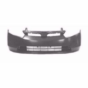 New Painted 2006-2008 Honda Civic Front Bumper & FREE shipping