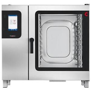 Full Size Boilerless Gas Combi Oven with easyTouch Controls *RESTAURANT EQUIPMENT PARTS SMALLWARES HOODS & MORE*