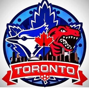 LEAFS AND RAPTORS DUAL PSL LICENSE - 4 SEATS IN A ROW!