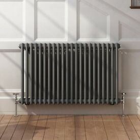 Brand new cast iron style radiator