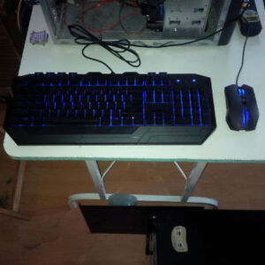 Combo clavier/souris gaming CoolerMaster