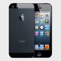 iPhone 5 Black/Grey 16gb Rogers 8/10