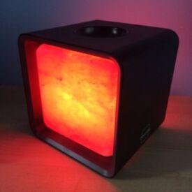 Zen Cube 'The World's First Smart Salt Lamp' - As new condition, original packaging