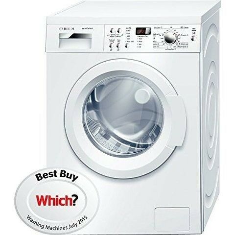 SOLD Excellent condition - WHICH BEST BUY Bosch WAQ28461GB ...