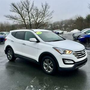 2016 Hyundai Santa Fe Sport Premium with Front/rear heated seats