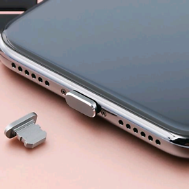 Anti Dust Charger Port Plug Cover Cap Accessories for iPhone 6, 6S