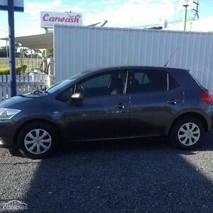 2009 Toyota Corolla  Grey Manual Mount Pleasant Mackay City Preview