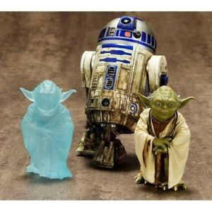 Star Wars Kotobukiya 1/10 Yoda et R2-D2 condition neuf