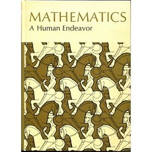 Mathematics A Human Endeavor, Second Edition by Harold Jacobs London Ontario image 1