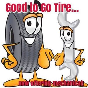 GOOD TO GO TIRE & AUTO WANTS TO SERVE YOU BETTER