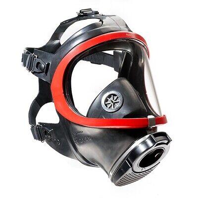 Drager Panorama Nova Full Mask Mask For Use Scba Set And Saver Pp Lock Type
