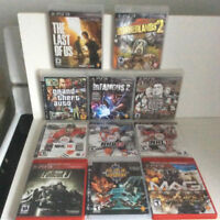 PS3 NHL 13-Call of Duty-GTA 5-etc..parfaite condition