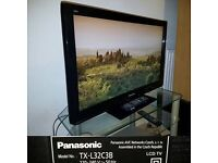 "Panasonic Viera TX-L32C3B TV 32"" HD Ready LCD screen"