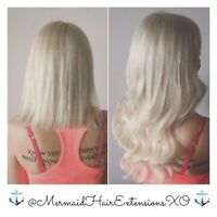 ✨MERMAiD HAiR EXTENSiONS✨$355! Voted Top 15 by Narcity Toronto✨