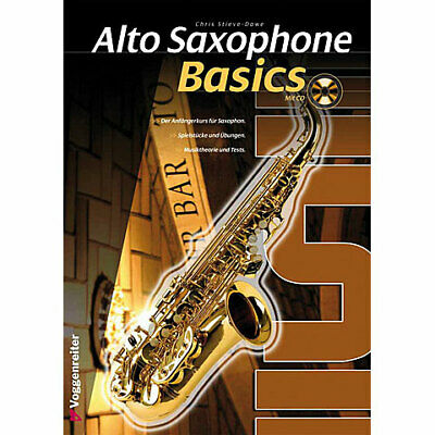 Voggenreiter Alto Saxophone Basics · Lehrbuch