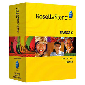 Rosetta Stone French. Pass the French Government Test