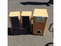 Surrounded sound system