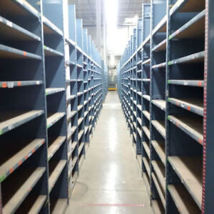 Used Industrial Shelving - Storage rack for sale
