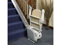 HANDICARE SIMPLICITY 950 STAIRLIFT WITH SIDE RAIL