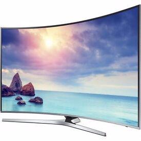 "SAMSUNG UE49KU6670 Smart 4k Ultra HD HDR 49"" Curved LED TV"