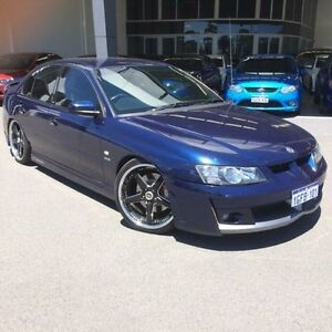 2004 Holden Special Vehicles Clubsport YII R8 Blue 6 Speed Manual Sedan Beckenham Gosnells Area Preview