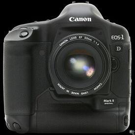 canon 1d mk2 camera