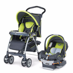Chicco Cortina Travel System $348.00
