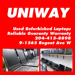 UNIWAY REGENT REFURBISHED LAPTOPS STARTING FROM $99