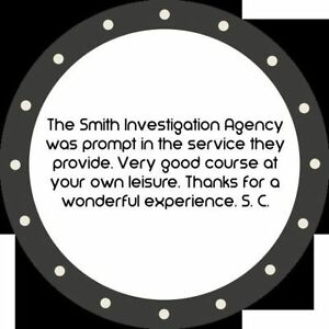 Private Investigator Training Course- With Jobs @ $2,200 Weekly Kingston Kingston Area image 9