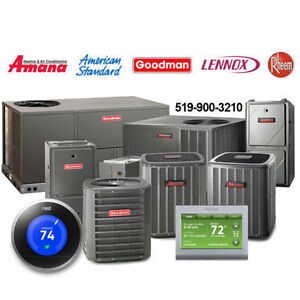 Furnaces & Air Conditioners - No Credit Checks (RENT TO OWN) Stratford Kitchener Area image 5