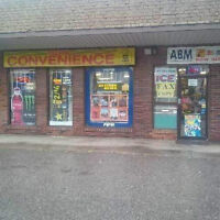 Business:Convenience store for sale