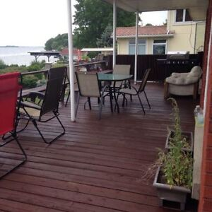 Waterfront House for Rent, 10 minutes east of Kingston