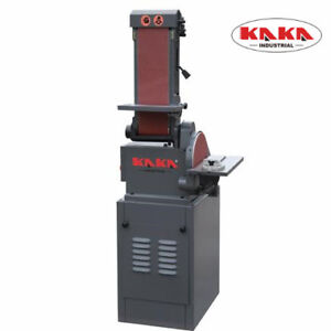 5X48-Inch Belt and 9-Inch Disc Sander with Cast Iron Base