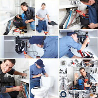 Plumber Clogged Toilet\Sink\MainDrain Call (647)691-5201