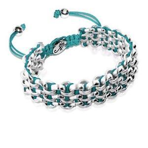 50% OFF All Jewellery - Silver Kismet Links | Mediterranean SeaBracelet