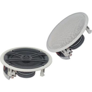 NEW Yamaha NS-IW360C-W 2-Way In-Ceiling Speakers- Pair