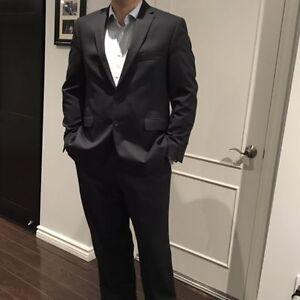 Kenneth Cole suit Blue