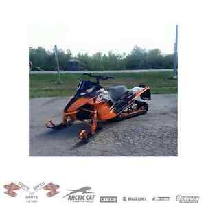 PRE-OWNED 2014 M 8000 162 SNO PRO LIMITED ES @ DON'S SPEED PARTS