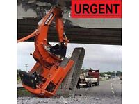 CONSTRUCTION MACHINERY? WANT£D FOR EXPORT CUSTOMERS!!!