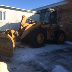 Loader CASE 621D 2006 parfaite condition