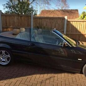 2000 IMMACULATE FOR AGE BMW 330CI CONVERTIBLE HEADTURNER