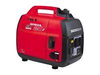 2kW Honda Suitcase Generator