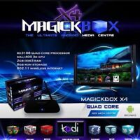 Magic box M8S - with a full year WARRANTY!