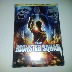 The Monster Squad: Two-Disc 20th Anniversary Edition Cambridge Kitchener Area image 1