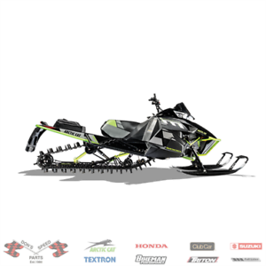 2017 ARCTIC CAT M 8000 153 LTD 3.0 LINEUP @ DONS SPEED PARTS