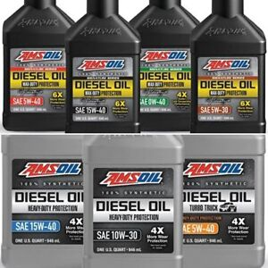 AMSOIL Full Synthetic Oils and Lubricants