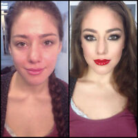 LAST MINUTE GRAD / SPECIAL EVENT MAKEUP AND HAIR BOOKINGS