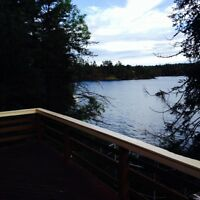 Lakefront Cabin for rent in Ingolf, ON