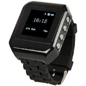 PROSCAN Bluetooth Digital Watch - Black
